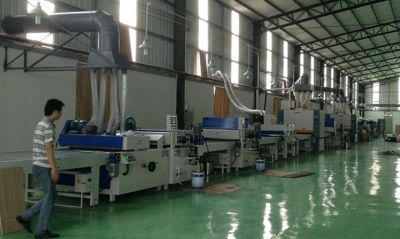 硅酸钙板油漆生产线